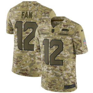 12s Seattle Seahawks Mens NFL Player Jersey