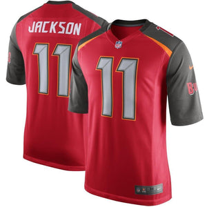 DeSean Jackson #11 Tampa Bay Buccaneers Red Game Jersey