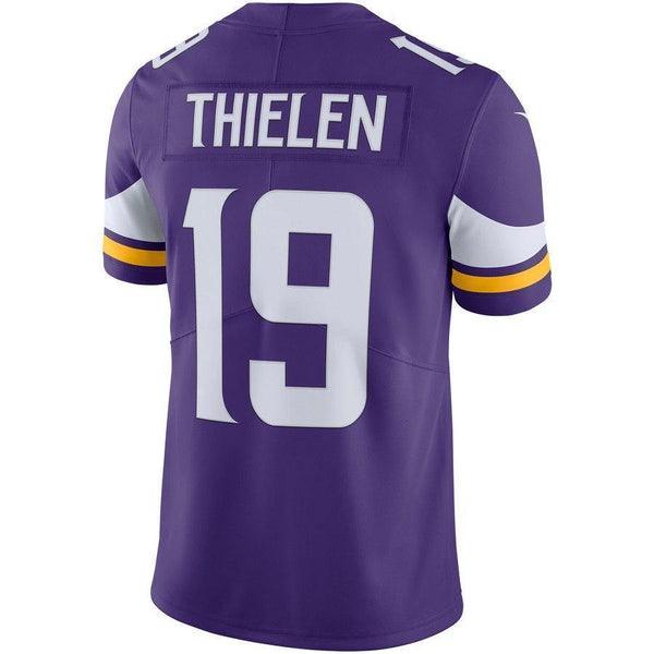 Adam Thielen #19 Minnesota Vikings Mens NFL Jersey