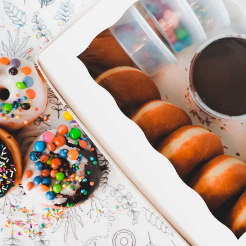 Decorate Your Own Doughnut Kit