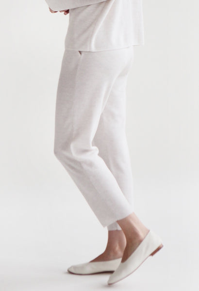 Premium Biella Yarn Wool Pants