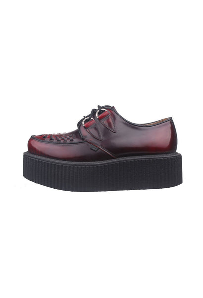 Red Leather Creepers - Alison Sman - 4