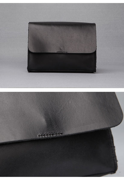 Leather Chain Bag - Alison Sman - 5