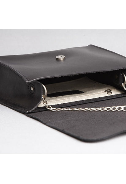 Leather Chain Bag - Alison Sman - 6