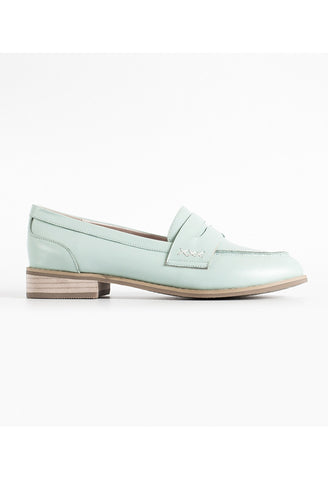Earth Loafers - Mint