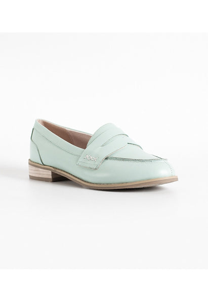 Earth Loafers - Mint - Alison Sman - 3