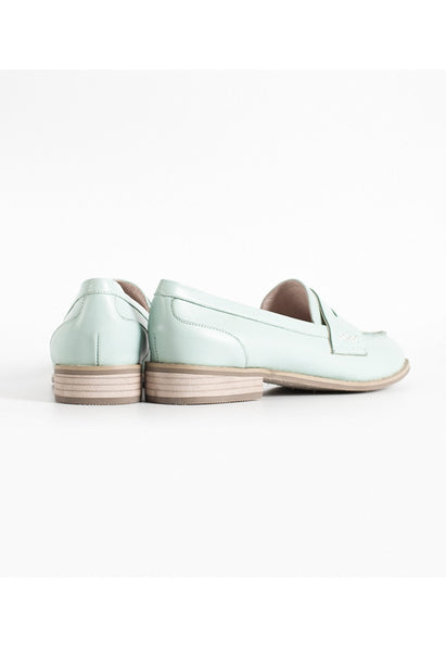 Earth Loafers - Mint - Alison Sman - 4