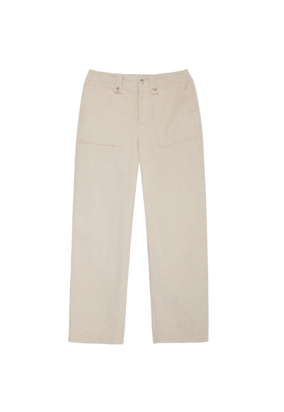 Relaxed Fit Corduroy Trousers