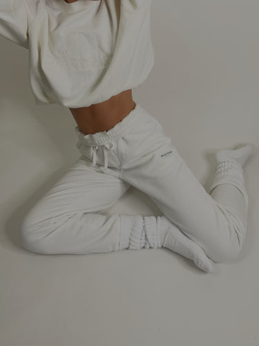 L+L SWEATPANTS - CLOUD