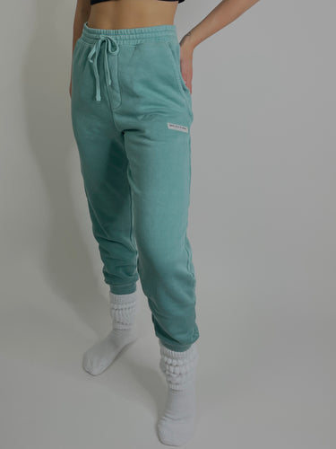 L+L SWEATPANTS - SEAFOAM