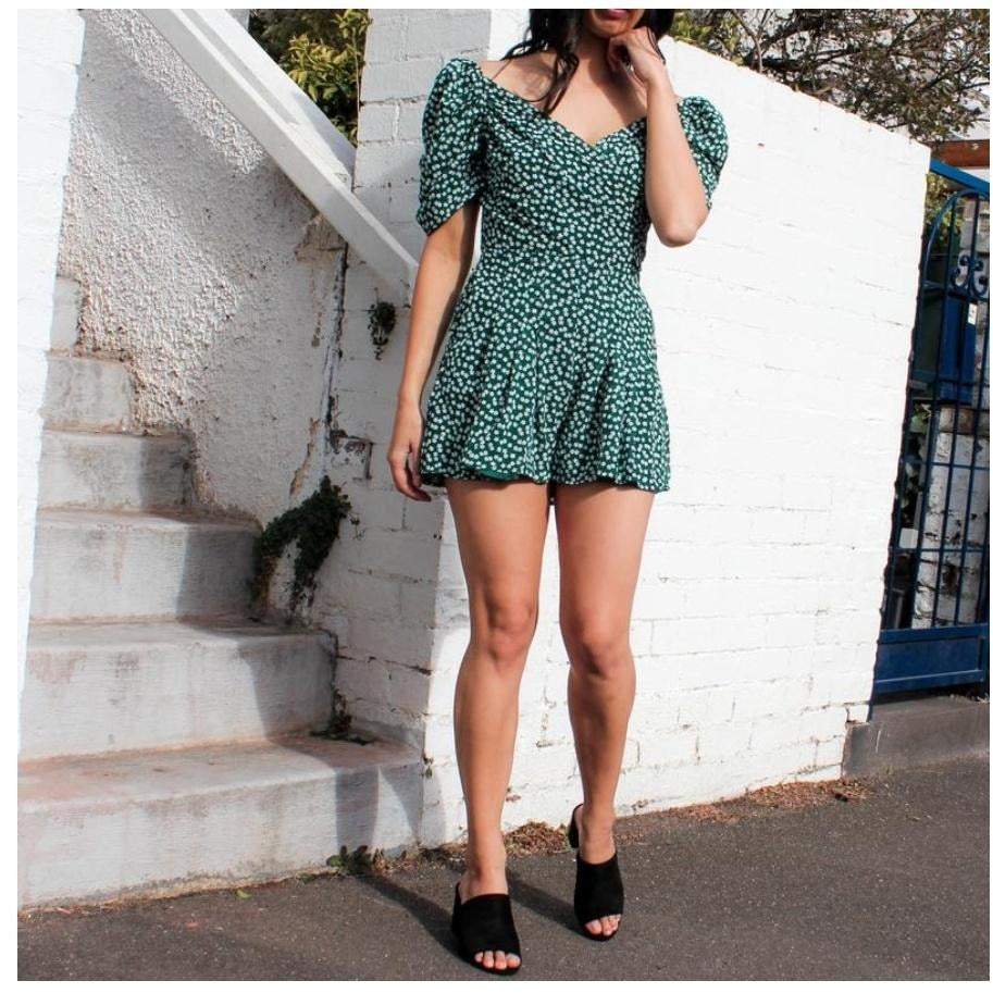 Gia Playsuit