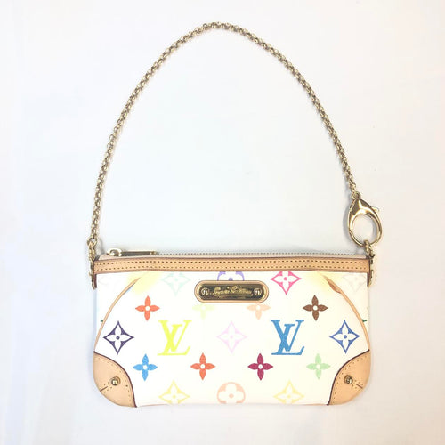 LOUIS VUITTON Murakami Collection Milla Pochette