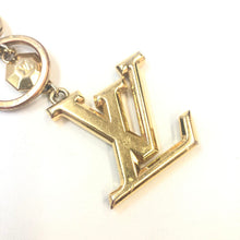 Load image into Gallery viewer, LOUIS VUITTON Logo Key Chain