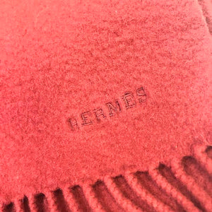 HERMES Cashmere Throw Lifestyle Collection
