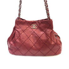 Load image into Gallery viewer, CHANEL Quilted Zipper Hobo Bag