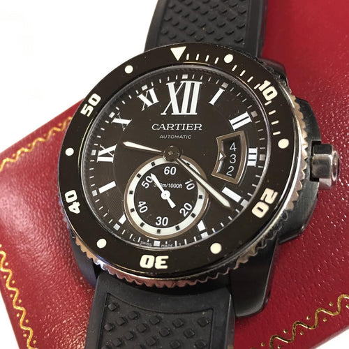 Cartier Calibre de Cartier Diver's Watch FINE JEWELRY