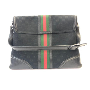GUCCI Monogram Classic Shoulder Bag