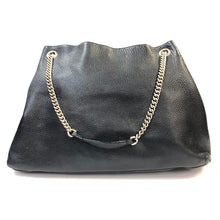 Load image into Gallery viewer, GUCCI Large Pebbled Leather Shoulder Bag