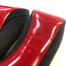 Load image into Gallery viewer, CHRISTIAN LOUBOUTIN Felted Alma Pump