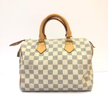 Load image into Gallery viewer, LOUIS VUITTON Damier Speedy 25