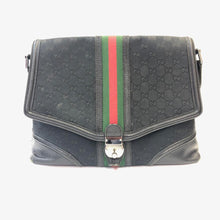 Load image into Gallery viewer, GUCCI Monogram Classic Shoulder Bag