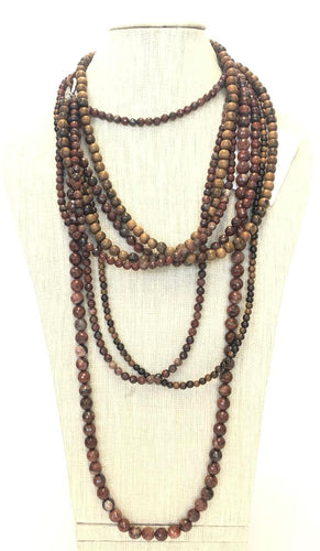 BRUNELLO CUCINELLI Beadwork Necklace NWT