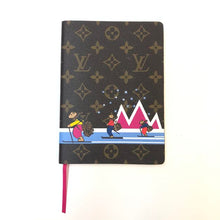Load image into Gallery viewer, LOUIS VUITTON Christmas 2019 Notebook
