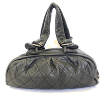Load image into Gallery viewer, CHANEL Quilted Leather Satchel Bag