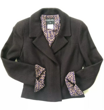 Load image into Gallery viewer, CHANEL Cashmere and Silk Jacket