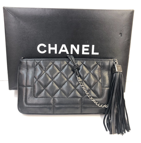 CHANEL Classic Lambskin Quilted Bag