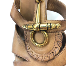 Load image into Gallery viewer, GUCCI Horsebit Classic Sandals