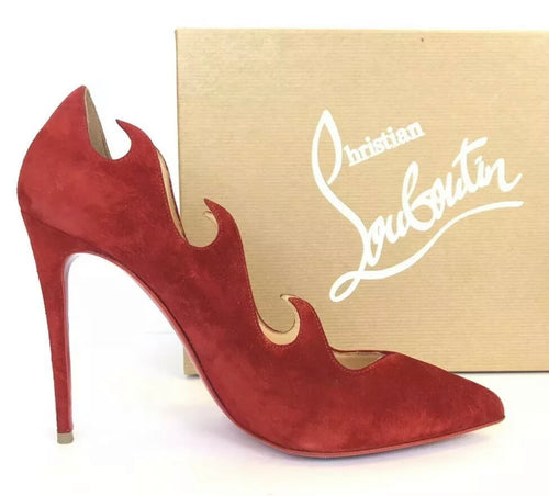 CHRISTIAN LOUBOUTIN Olavague 100 MM Pump