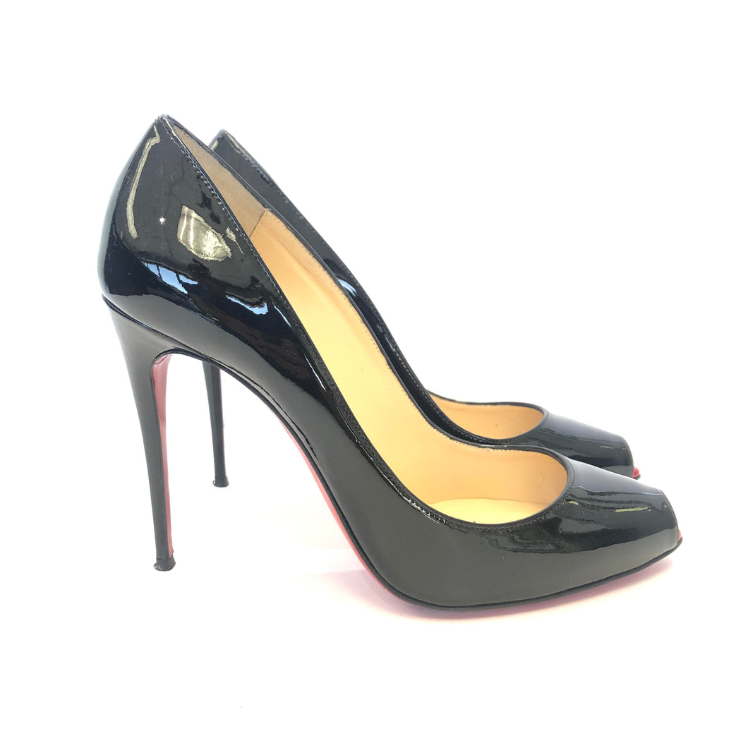 CHRISTIAN LOUBOUTIN 100 MM Patent Pump