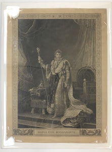 Francois Gérard Original Mezzotint Lifestyle Collection