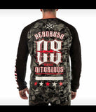 Longsleeve headrush the vicious  ref