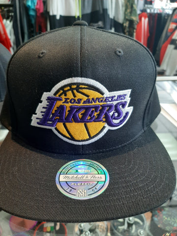 Casquette lakers Mitchell n ness