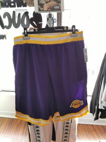 Short Basketball Lakers