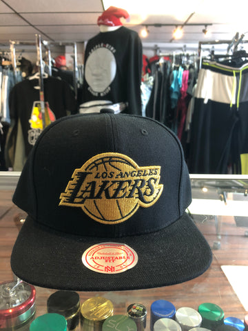 Casquette Mitchell&Ness des Lakers