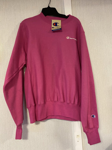 Crewneck champion rose
