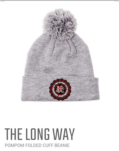 "Tuque headrush  ""the long way"""