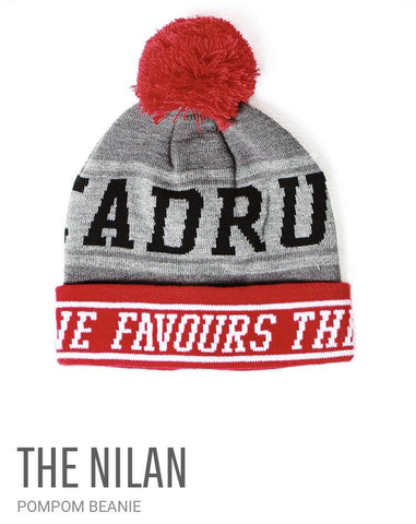 Tuque a pompom the nilan