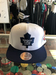 Casquette Mitchell&Ness des Maple Leafs