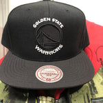 Casquette Golden State Warriors Mitchell & Ness