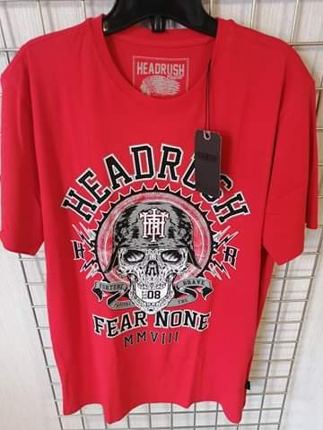 T-shirt Headrush - La Taverne à Boucane