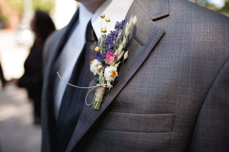 The Story of the Boutonniere