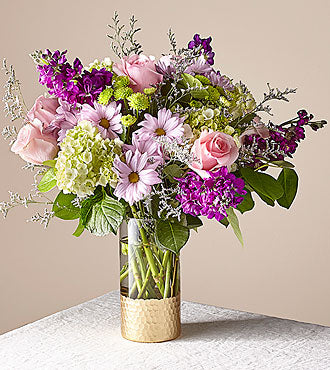 Lavendar Bliss Bouquet