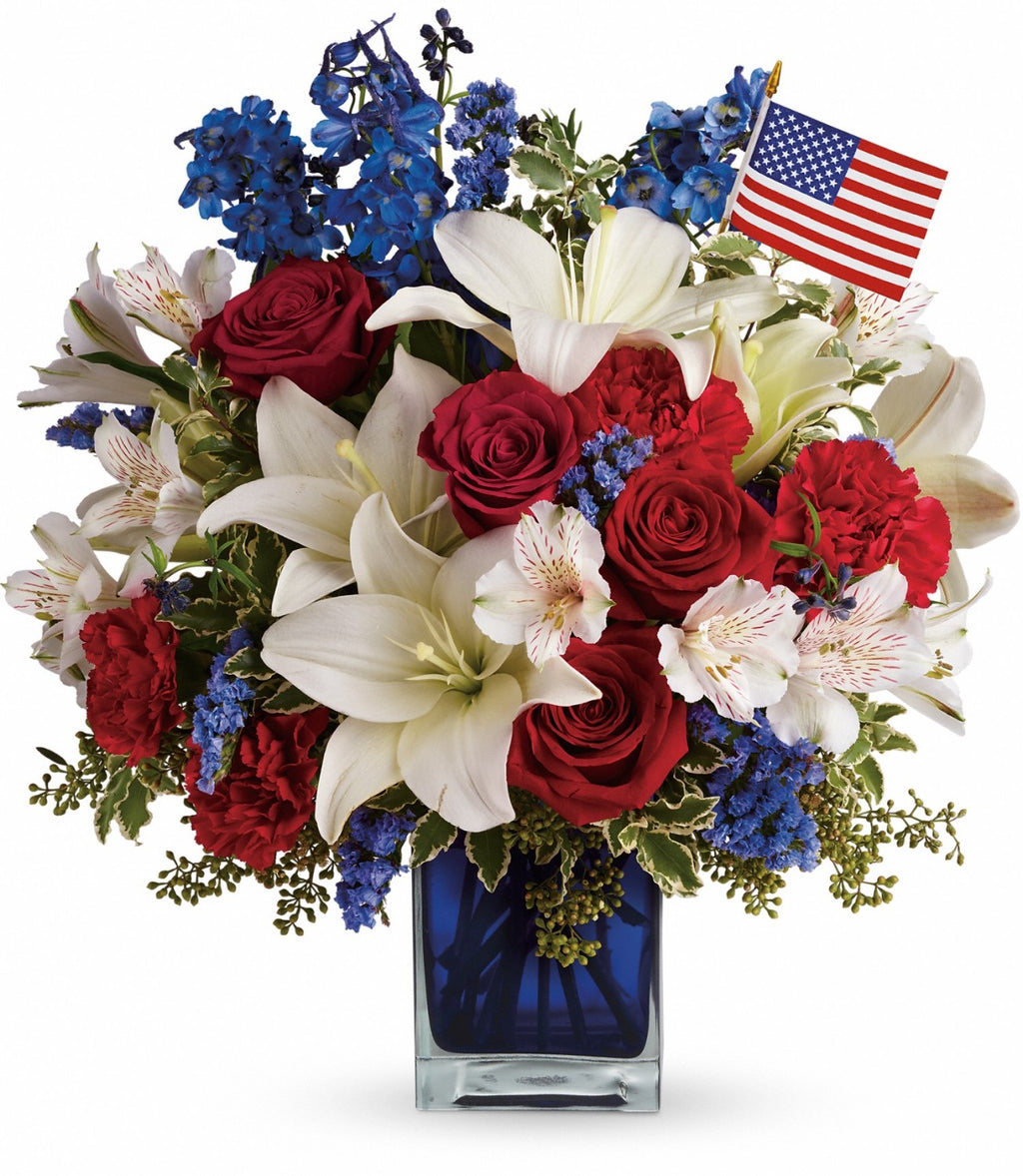 America the Beautiful Bouquet