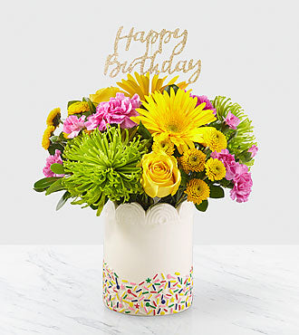 Birthday Sprinkles Bouquet