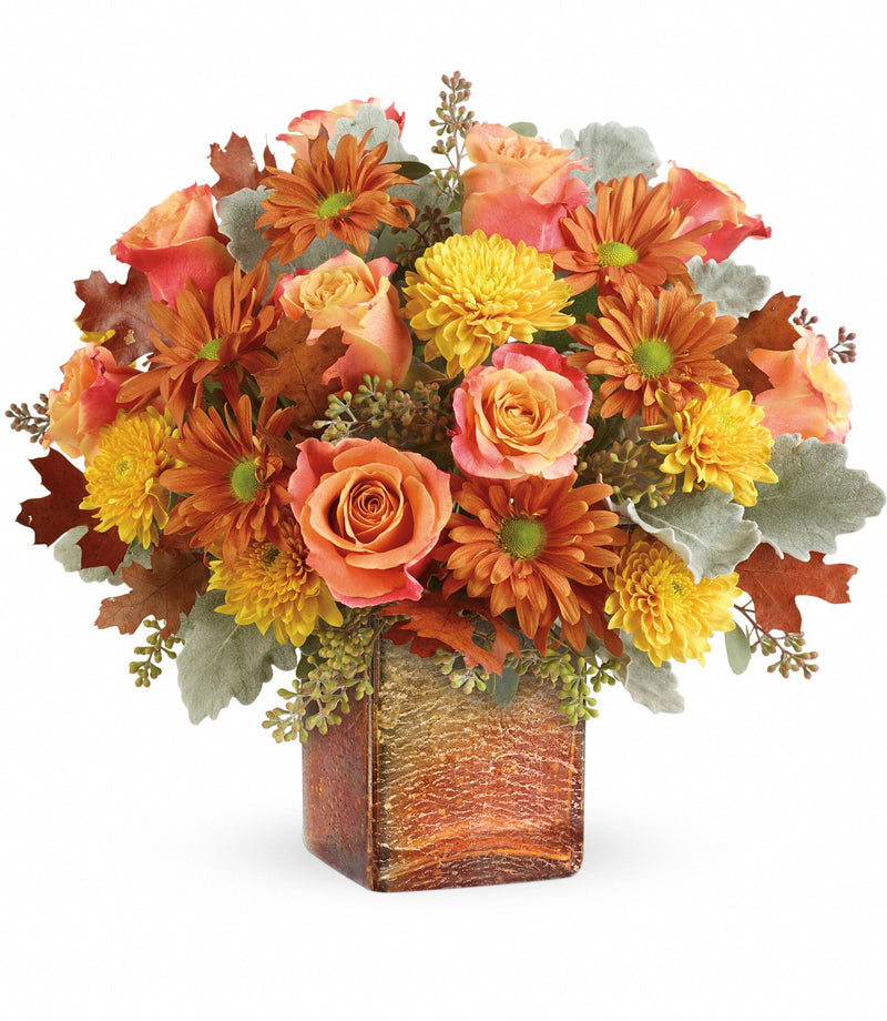 Grateful Golden Bouquet