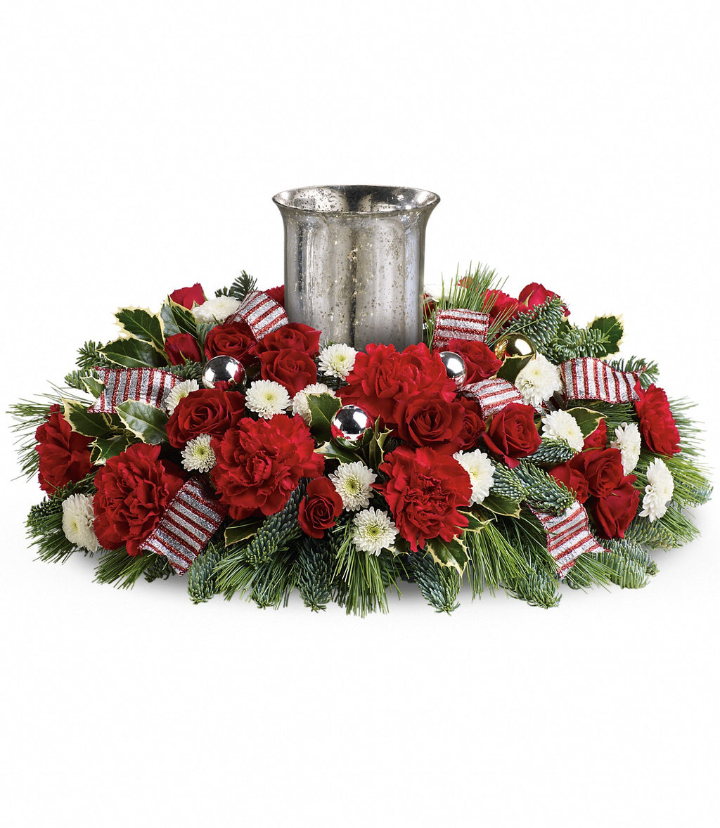 Holly Jolly Centerpiece